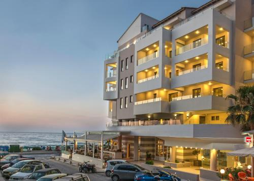 Swell Boutique Hotel in rethymno - 4 star hotel