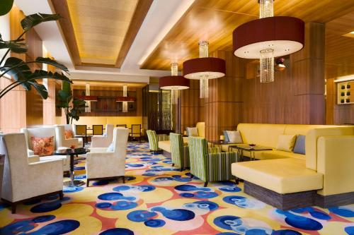 The Sandalwood Beijing Marriott Executive Apartments photo 11