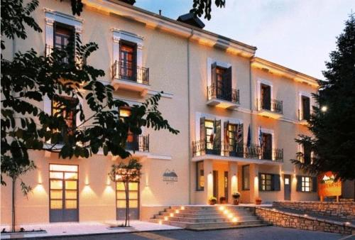 Hotel Helmos - Eleftherias Square 1 Greece