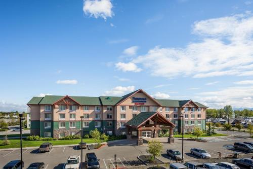 Fairfield Inn & Suites Anchorage Midtown - anchorage -