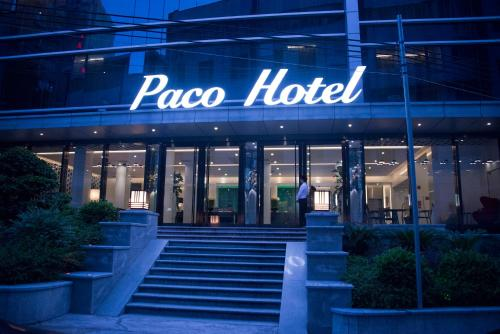 Paco Business Hotel Quzhuang Metro Station, Гуанчжоу