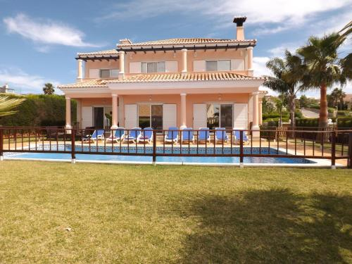 holidays algarve vacations Almancil Villa Alegre