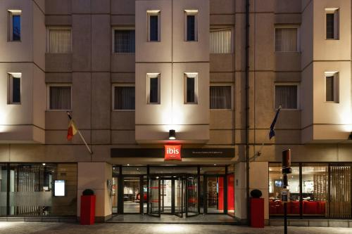 ibis Hotel Brussels Centre Ste Catherine photo 2