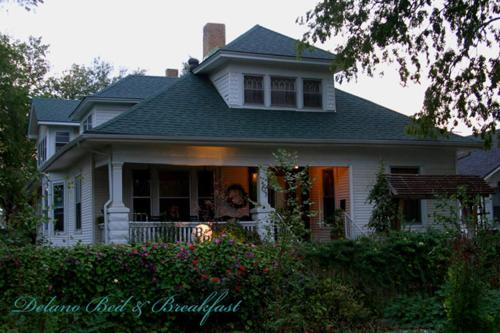 Delano Bed and Breakfast Photo