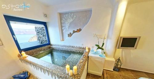 Astarte suites thira greece overview for Astarte suites prices