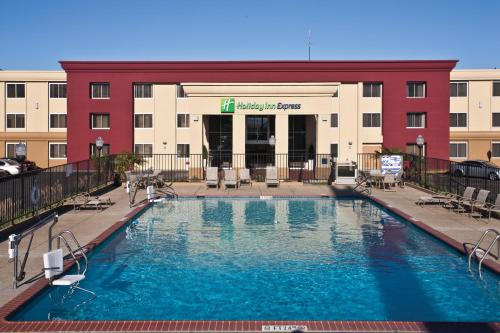 Photo of Holiday Inn Express San Francisco Airport South hotel in Burlingame