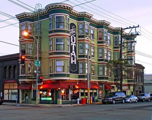The Utah Inn - San Francisco, CA 94107