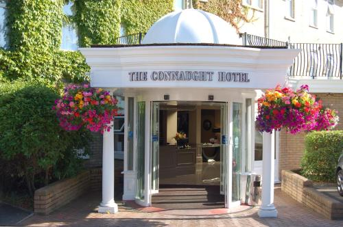 BEST WESTERN PLUS the Connaught Hotel and Spa, eco-hotel in Bournemouth, Verenigd Koninkrijk