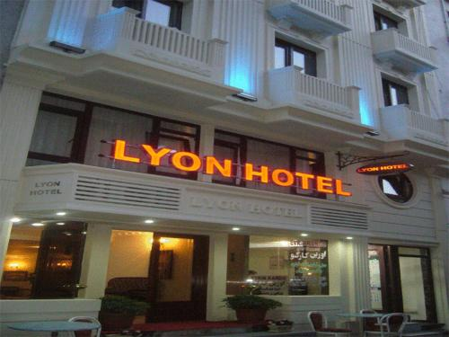 İstanbul Lyon Hotel online reservation
