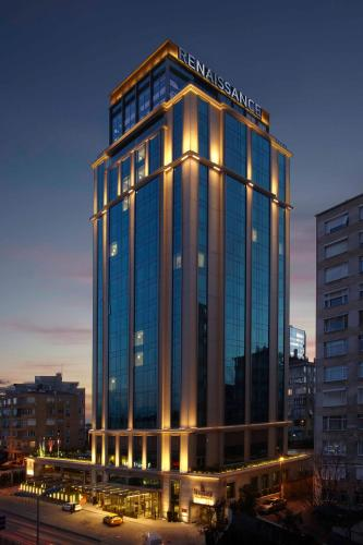 Renaissance Istanbul Polat Bosphorus Hotel, A Marriott Luxury & Lifestyle Hotel photo 41