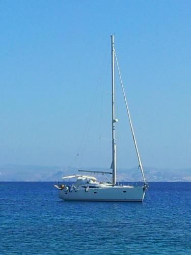 Yacht Charter-Sailing Yacht 43FT in heraklion - 0 star hotel