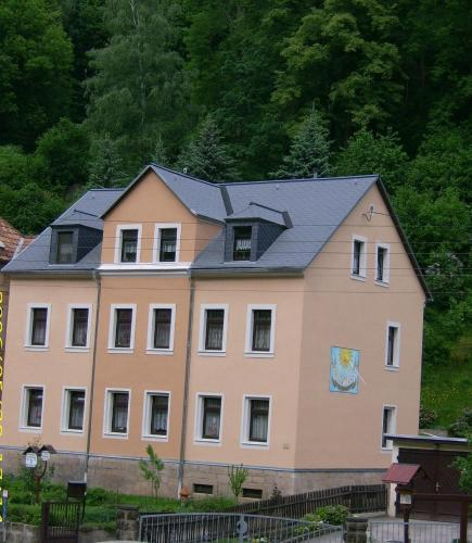 Appartments Bad Schandau - Apartment 3 mit 1 Schlafzimmer