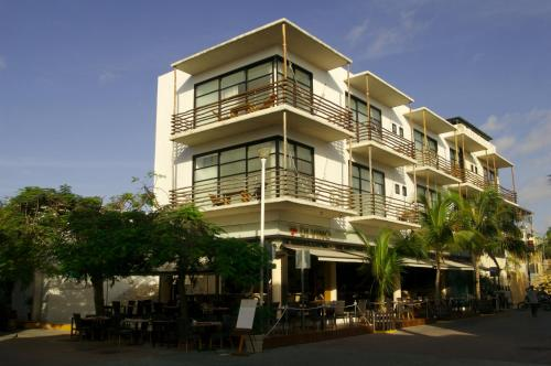 Deseo Hotel and Lounge, Playa del Carmen, Mexiko, picture 12
