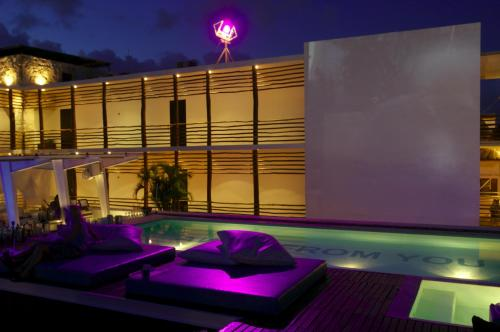 Deseo Hotel and Lounge, Playa del Carmen, Mexiko, picture 28