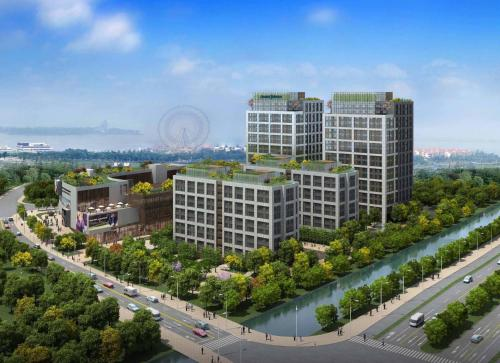 Howard Johnson Jinghope Serviced Residence Suzhou impression