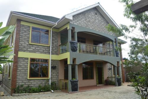 Korona Villa Bed & Breakfast - arusha -