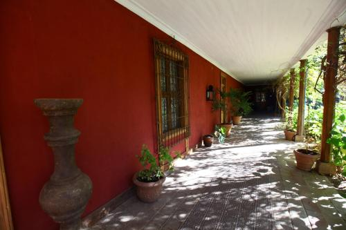Hotel Hacienda los Lingues Photo
