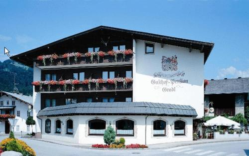 Gasthof Pension Gradlwirt