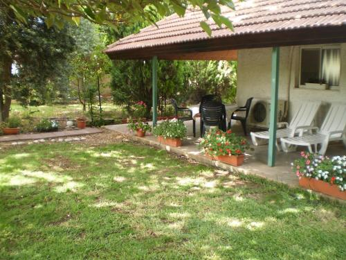 At Our Yard - Vacation Apartments in upper Galilee, Yesod Hamaala