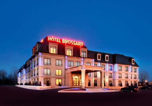 Hotel Brossard Photo
