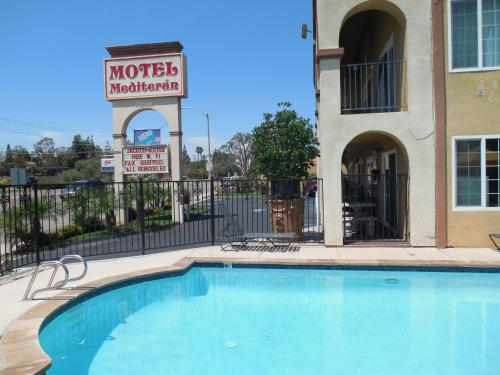 Motel Mediteran Safari Park - Escondido, CA 92025