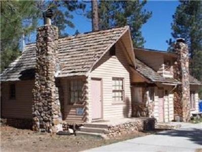 Almost Too Cute by Big Bear Cool Cabins
