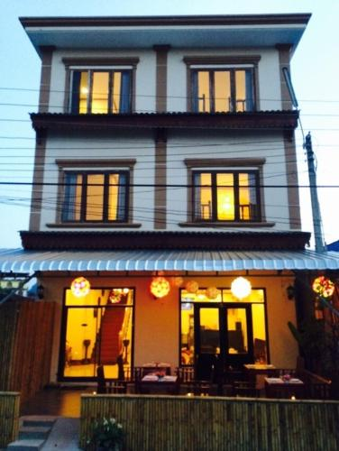 Abby Boutique Guesthouse, 万荣