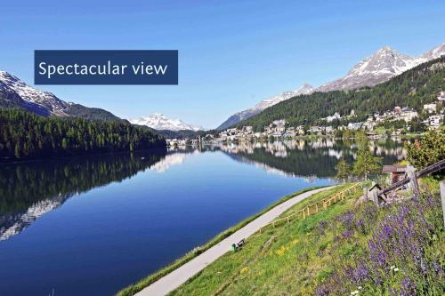 Waldhaus am See, St.Moritz, Switzerland, picture 36