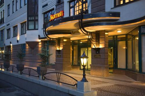 Moscow Marriott Tverskaya Hotel photo 22