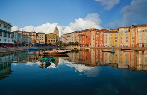 Picture of Universal's Loews Portofino Bay Hotel