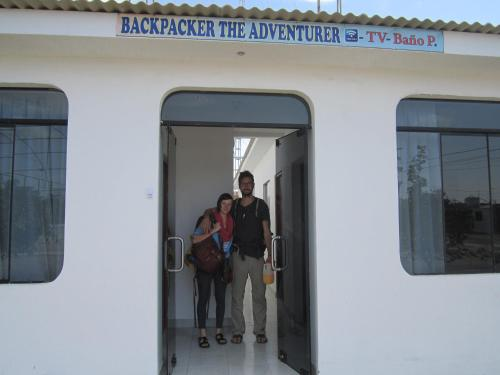 Backpacker the Adventurer Photo