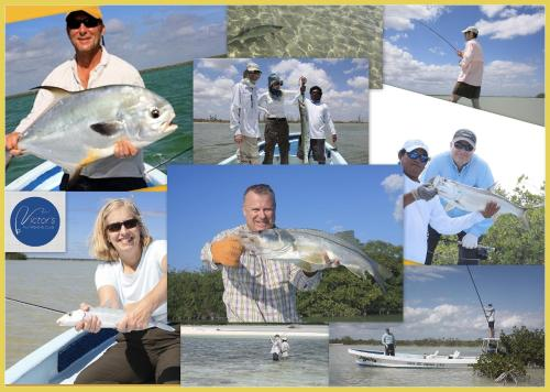 Victor's Fly Fishing Club Private Guest House Photo