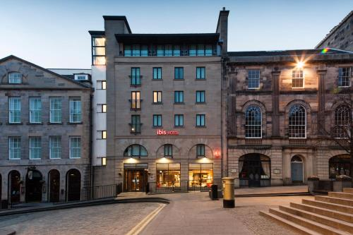 ibis Edinburgh Centre Royal Mile – Hunter Square impression