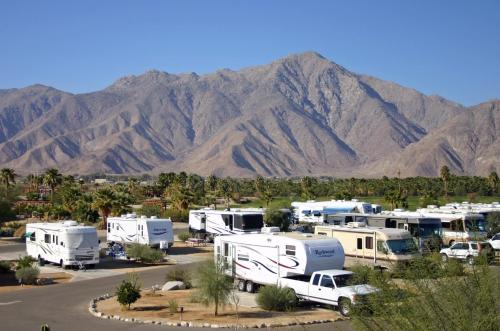 The Springs at Borrego RV Resort and Golf Course Photo