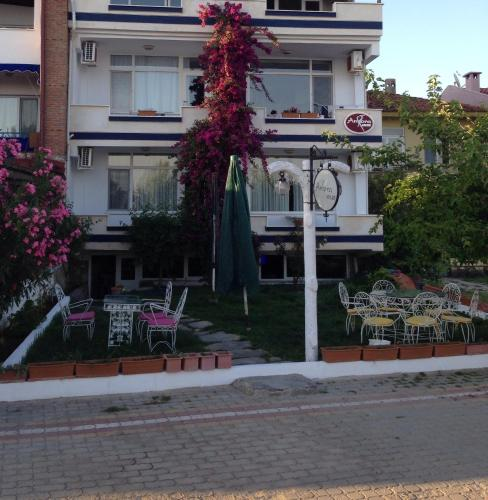 Canakkale Anfora Apart Hotel adres