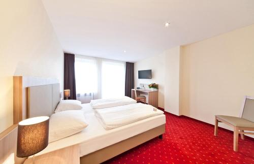 Novum Hotel New Madison Düsseldorf Hauptbahnhof photo 14