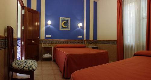 Pension Doña Trinidad - seville - booking - hébergement