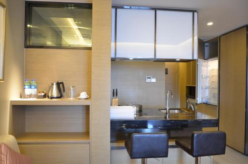 Howard Johnson Jinghope Serviced Residence Suzhou photo 4