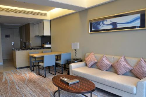 Howard Johnson Jinghope Serviced Residence Suzhou photo 19