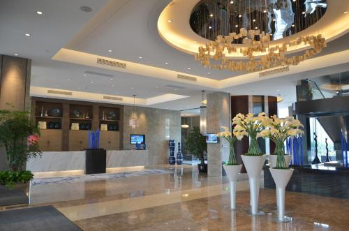 Howard Johnson Jinghope Serviced Residence Suzhou photo 32