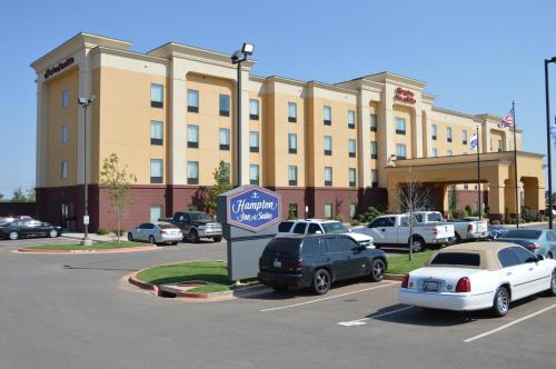 Hampton Inn & Suites Elk City Photo