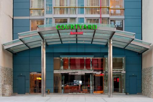 Courtyard by Marriott New York Manhattan / Soho impression