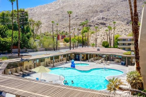 Photo of Vagabond Inn Palm Springs hotel in Palm Springs