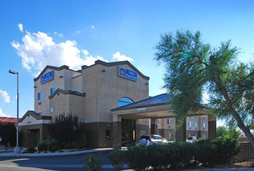 Best Western Gold Poppy Inn Photo