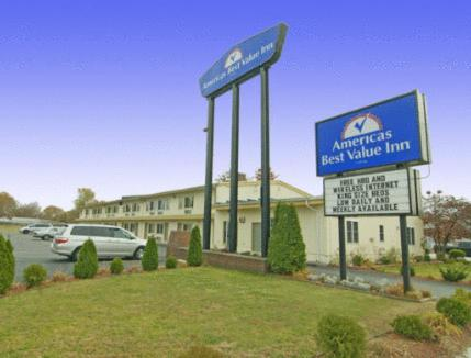 Americas Best Value Inn - Providence/Rumford