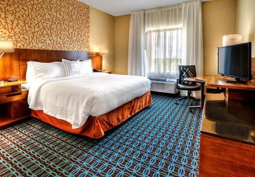Fairfield Inn and Suites Oklahoma City Yukon Photo