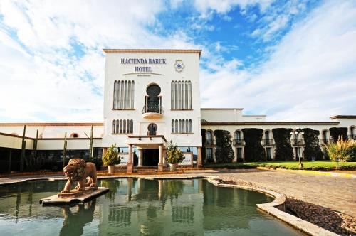 Hotel & Spa Hacienda Baruk Photo