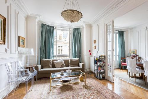 Апартаменты «onefinestay - Le Marais private homes», Париж