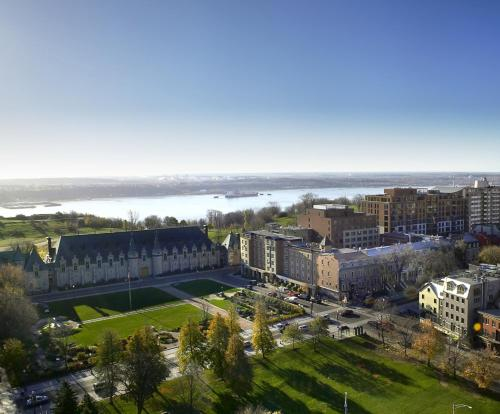 Hotel Chateau Laurier Québec Photo