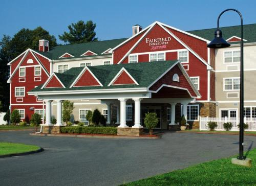 Fairfield Inn and Suites by Marriott Lenox Great Barrington/Berkshires Photo